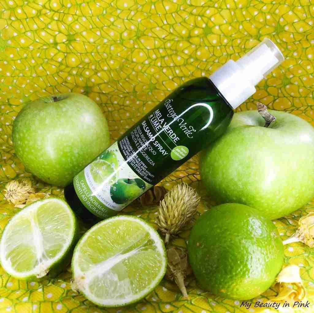 Balsamo mela verde e lime Bottega Verde