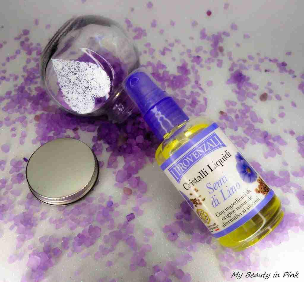 Cristalli Liquidi Semi di Lino I Provenzali