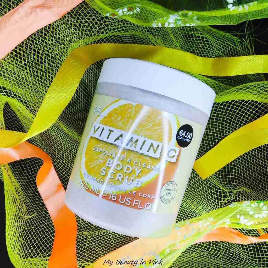 Primark PS... - scrub corpo vitamina C
