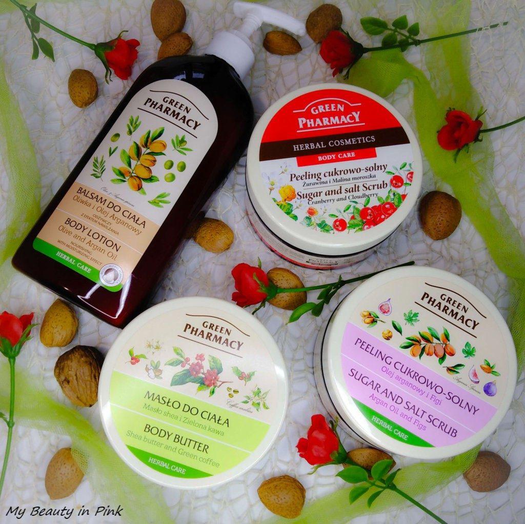 Prodotti corpo Green Pharmacy
